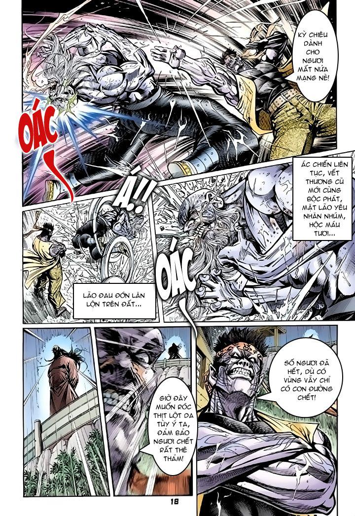 Tân Tác Long Hổ Môn chap 94 - Trang 18