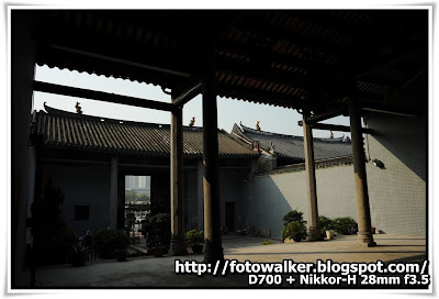 元朗屏山鄧氏宗祠(Tang Ancestral Hall)