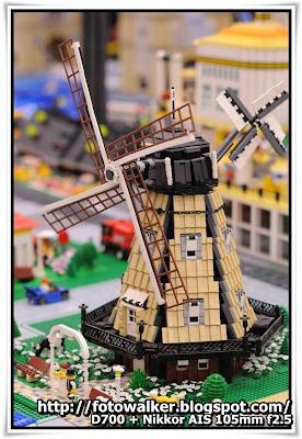 Lego展@CityU