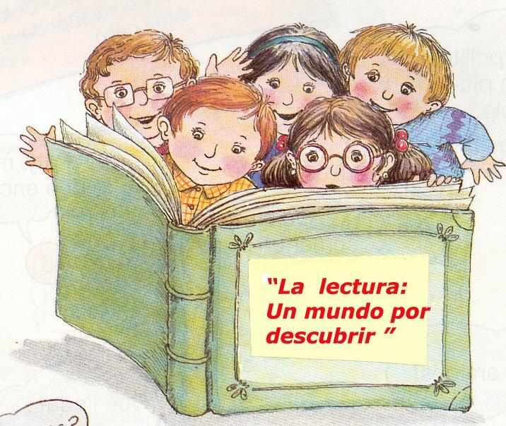 La lectura: un mundo por descubrir