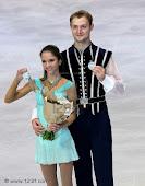 Vera Bazarova & Yuri Larionov