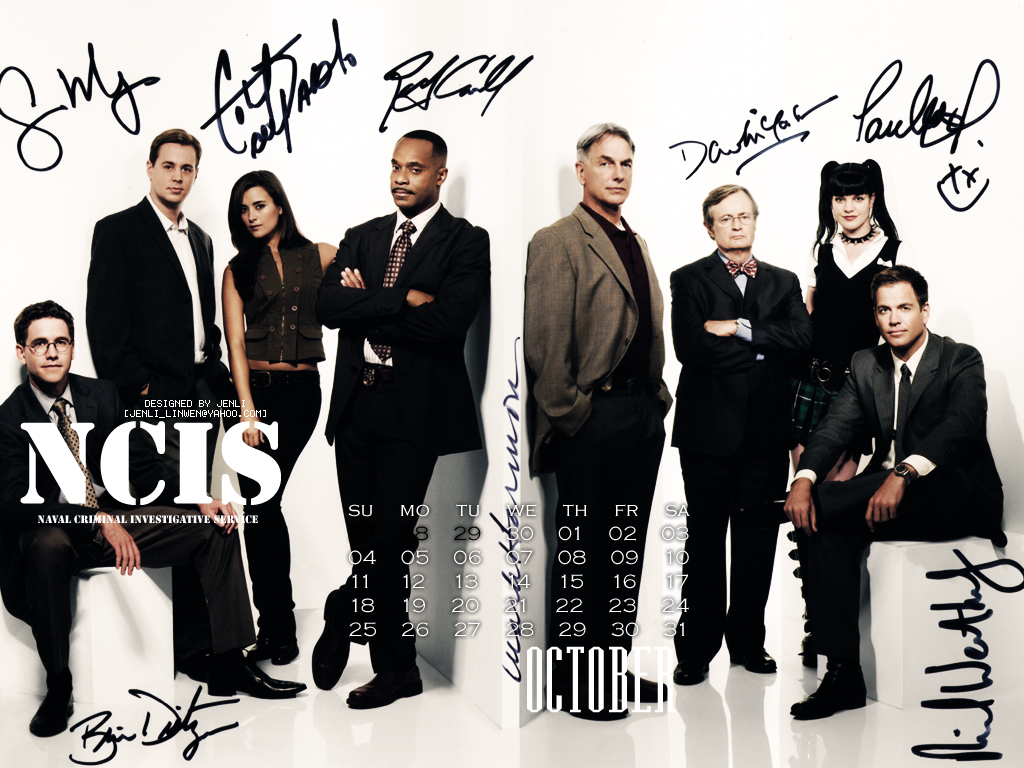 Old NCIS Cast Members
