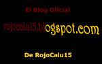 RojoCalu15 - El Blog Oficial
