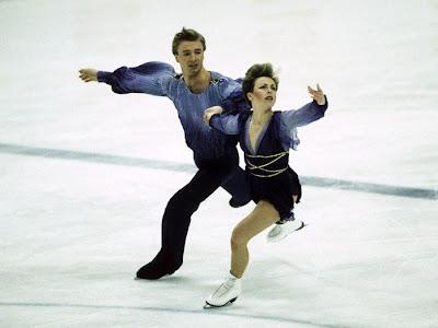 Jayne Torvill y Christopher Dean