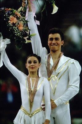 Gordeeva & Grinkov - París 1989