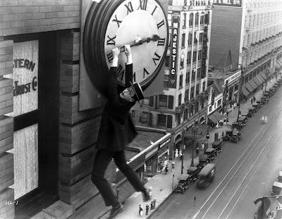 Harold Lloyd en El Hombre Mosca (1925)
