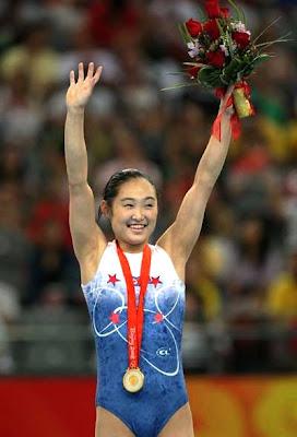 Beijing 2008 - Hong Un Jong, campeona en salto