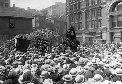Elizabeth Gurley Flynn - Nueva York, 1914