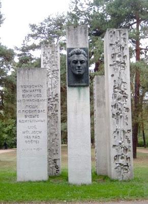 Julius Fučík - Bürgerpark Pankow de Berlín