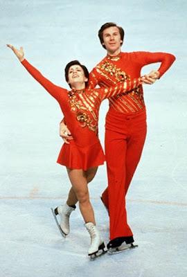 Irina Rodnina y Alexander Zaitsev