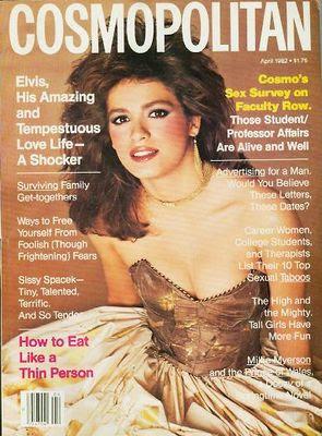 Gia Carangi, Cosmopolitan, Abril de 1982