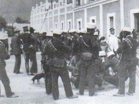 Matanza de Río Blanco, 1907