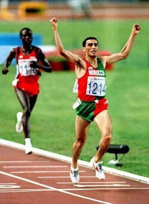 Barcelona 92 - Khalid Skah