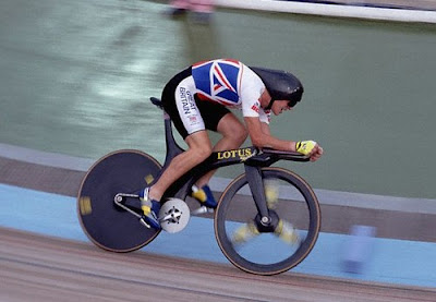 Barcelona 92 - Chris Boardman
