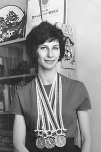 Irena Szewinska - 1964