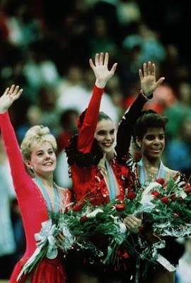 Katarina Witt - Calgary 1988
