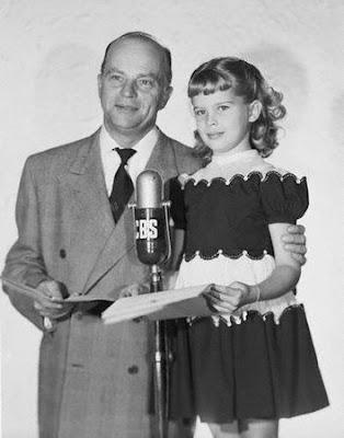 Ed Bergen y su hija Candice