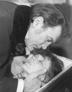 Jack Palance, Drácula (1973)