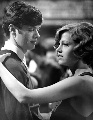 Jane Fonda y Michael Sarrazin en Danzad, danzad, malditos (1969)