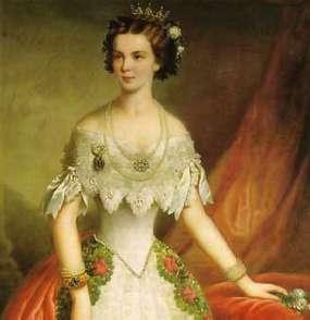 Sissi, emperatriz de Austria