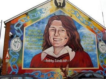 Bobby Sands (1945-1981)