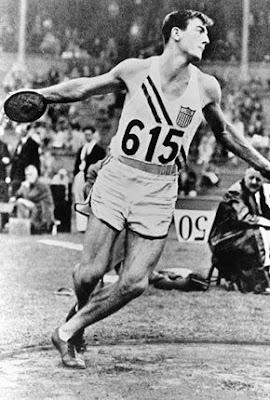 Bob Mathias - Londres 1948