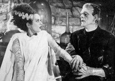La novia de Frankenstein (1935)