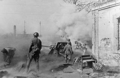 Batalla de Stalingrado, 1942
