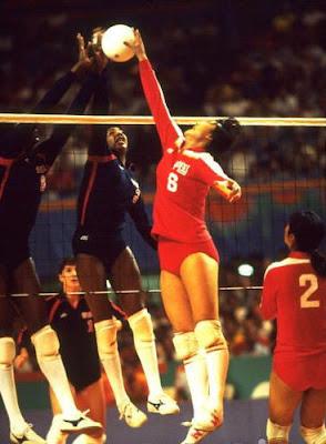 Los Angeles 1984 - Voleibol Femenino