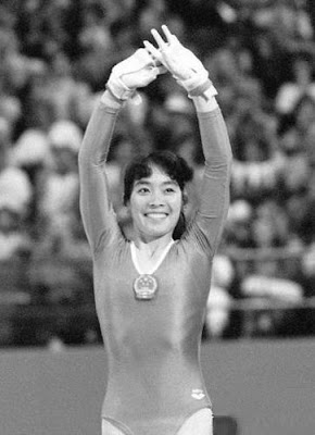Los Angeles 1984 - Ma Yanhong, la mejor gimnasta china