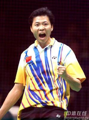 Sydney 2000 - Ji Xinpeng, campeón individual en badminton