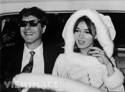 Paul y Talitha Getty