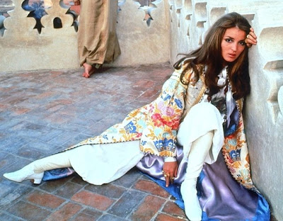 Talitha Getty en Marrakech