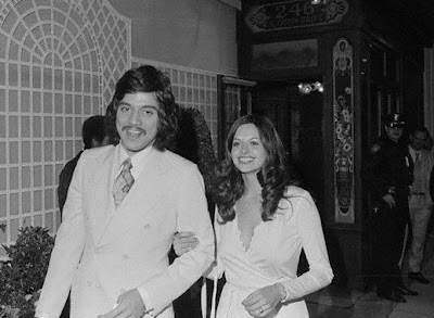 Freddie Prinze y su esposa Kathy