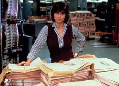 Sally Field en Ausencia de Malicia (1981)