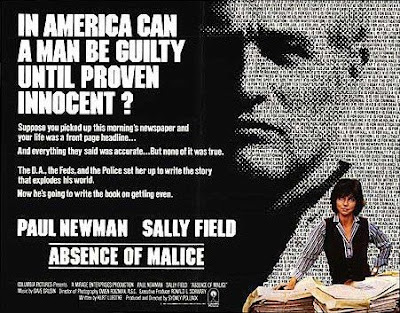 Ausencia de Malicia (1981)