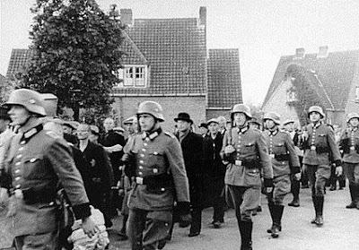 Holanda ocupada por los nazis