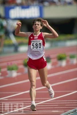 Wanda Panfil - Tokio 1991