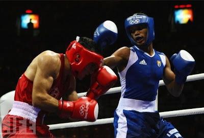Roniel Iglesias, bronce en boxeo