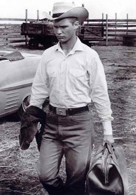 Brandon De Wilde en Hud (1963)