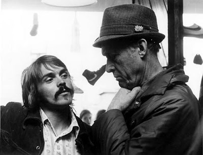 Steve Prefontaine y Bill Bowerman