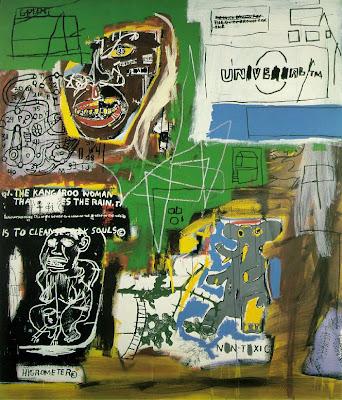 Sienna (Basquiat, 1984)