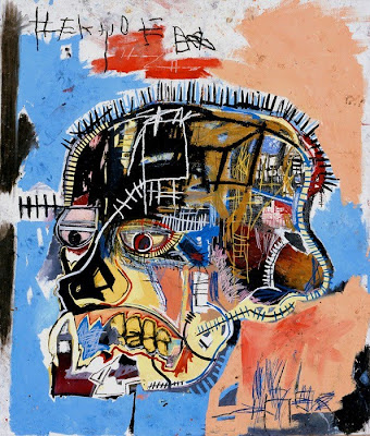 Untitled (Skull) (Basquiat, 1981)