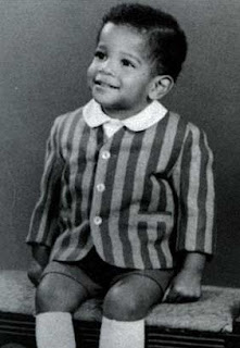 Jean-Michel Basquiat de niño