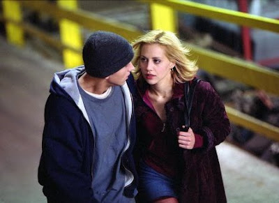 Brittany Murphy y Eminem en 8 millas (2002)