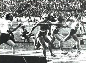 Berlín 1936 - Ondina Valla