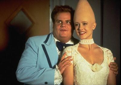 Chris Farley en Los Caraconos (1993)