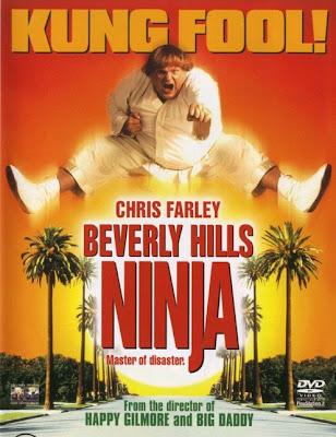 La salchicha peleona (Beverly Hills Ninja, 1997)