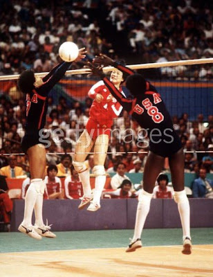 Los Angeles '84 - Final de Voleibol Femenino