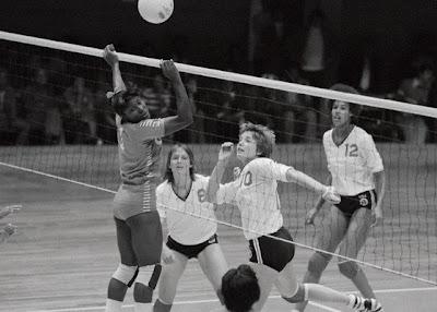 Flo Hyman - Juegos Panamericanos de Mexico '75